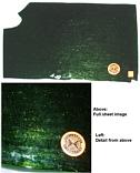 fusible glass scraps, multicolored